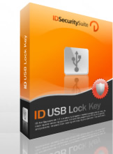 ID USB Lock Key Box