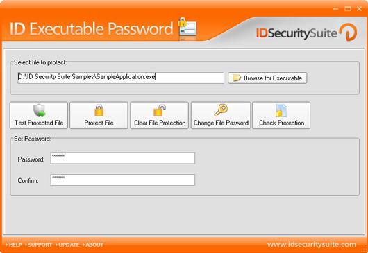 ID Executable Password 3.5
